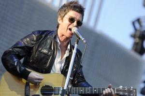 Noel Gallagher au festival Coachella 2012