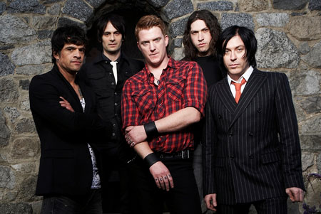Queens of the Stone Age - Quai Baco