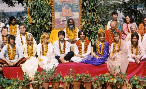 Les beatles et la drogue en Inde