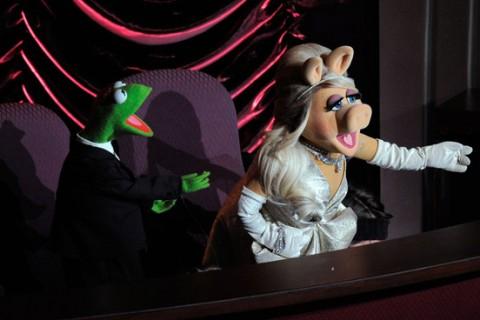 Kermit the Frog et Miss Piggy - Adele
