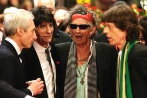 Rolling Stones - Quai Baco