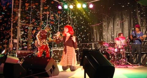 Audrey Jungle en live - Quai Baco