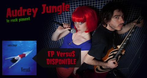 Versus Audrey Jungle - Quai Baco