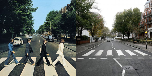Abbey Road - Quai Baco
