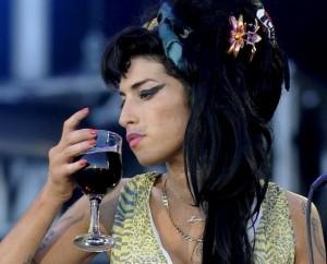 Amy Winehouse alcool