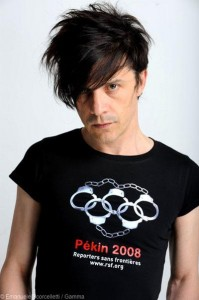Nicola Sirkis - Indochine - Jeux Olympiques