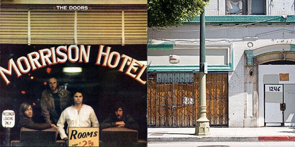 Morrison Hotel - Quai Baco