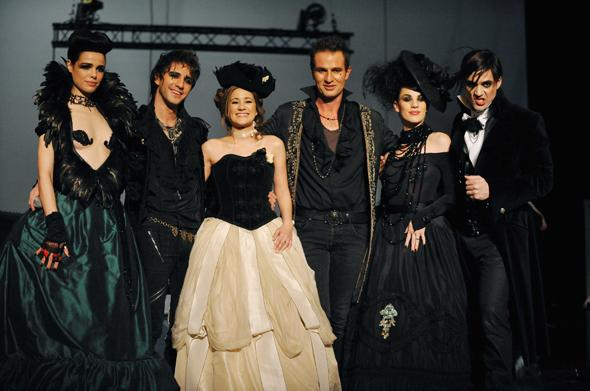 La troupe de Mozart - Quai Baco
