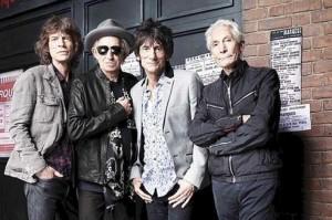 Les Rolling Stones - Quai Baco