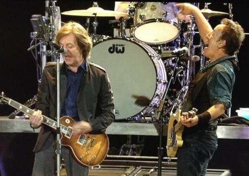 Springsteen McCartney - Quai Baco