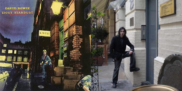 Ziggy Stardust - Quai Baco