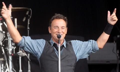 Bruce Springsteen Concert Helsinki