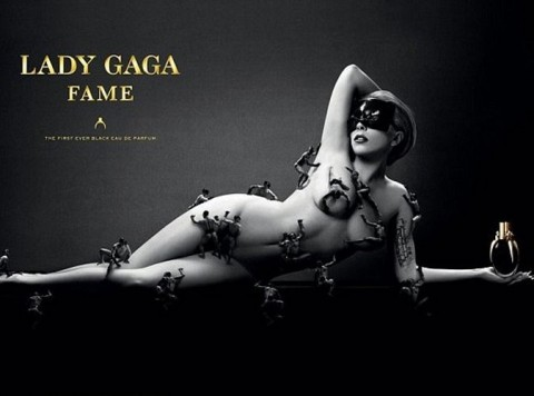 Lady Gaga - parfum Fame