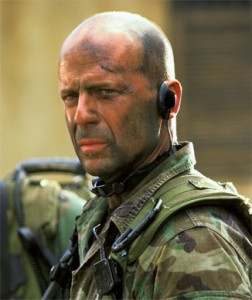 Bruce Willis en guerre contre Apple