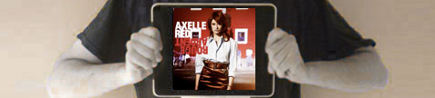 Chronique Axelle Red - Quai Baco