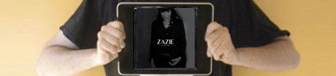 """Chronique Zazie """"Cyclo"""" - Quai Baco"""