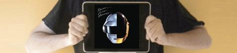 Chronique Daft Punk - Quai Baco