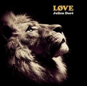 Julien Dore pochette Love
