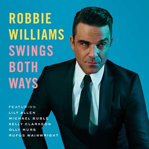 Robbie Williams Lily Allen nouvel album