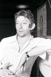Serge Gainsbourg collection hommage