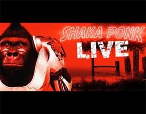 Shaka Ponk : 4 dates déjà complètes pour leur tournée 2014