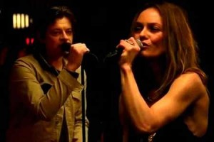 Vanessa Paradis Benjamin Biolay tournee