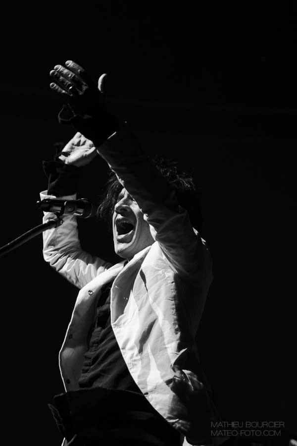 Indochine : souvenirs en images de leur concert à Nantes