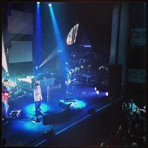 Liam Gallagher et Beady Eye reprennent les Stones et « Gimme Shelter »