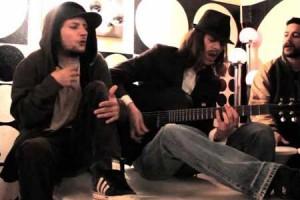 Scarecrow – « Medley à la maison » en session acoustique