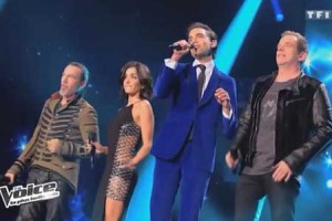 Les coachs de The Voice 3 interprètent « Bohemian Rhapsody » de Queen