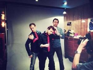 Renan Luce, Benoît Dorémus et Alexis HK sur l'album « hommage » à Renaud