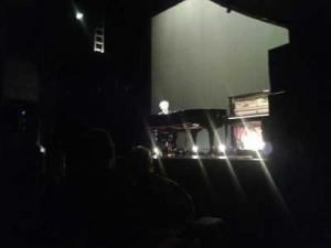 Vincent Delerm fait son cinéma au Théâtre Déjazet