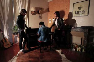 Gush – « Siblings » en session acoustique