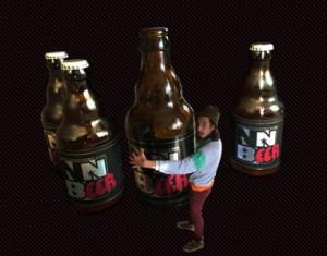 Les Naive New Beaters lancent leur marque de bière!