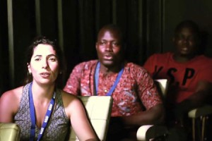 Les Ogres de Barback et la Fanfare Eyo'nlé – « Wanyiyi » et « Togbelgbe » en session acoustique