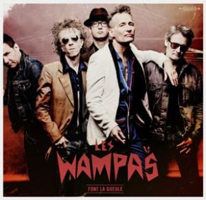 « Les Wampas font la gueule » sortira le 13 octobre
