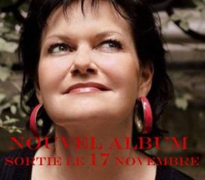 Maurane de retour avec un nouvel album le 17 novembre