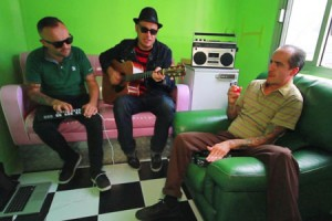 Pungle Lions – « That's Funny » en session acoustique