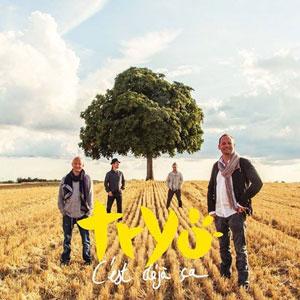 Tryo : un album de reprises en novembre
