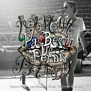 Vanessa Paradis - « Pas Besoin De Permis » : son duo inédit avec Benjamin Biolay