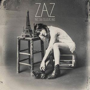 Zaz rendra hommage à Paris dans son nouvel album