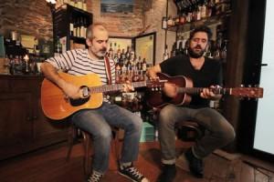 La Maison Tellier – « Sur un volcan » en session acoustique