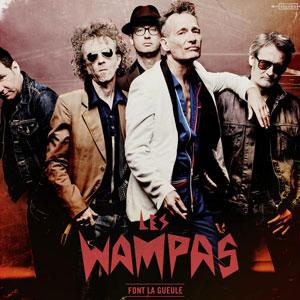 """Les Wampas – """"Les Wampas font la gueule"""" : La chronique"""