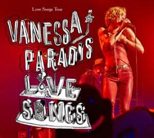 Vanessa Paradis : la tracklist de « Love Songs Tour »