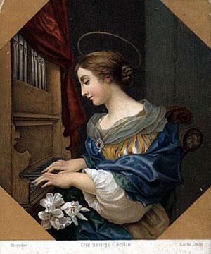 Saint Cécile : La fête des musiciens
