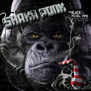 "Shaka Ponk – ""The Black Pixel Ape"" : La chronique"