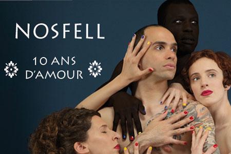 Nosfell fêtera ses 10 ans de carrière au Trianon