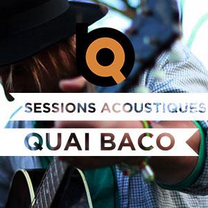 Devenez producteur des sessions acoustiques nantaises de Quai Baco