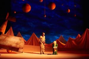 Le Petit Prince s'installe au Théâtre du Châtelet