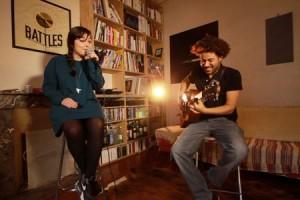 Eli MC – « Château de Cartes » en session acoustique